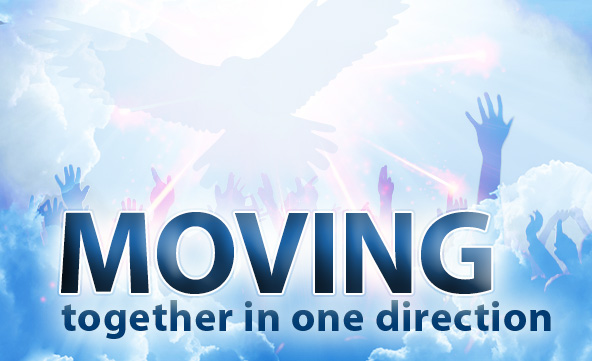 Moving Together in One Direction